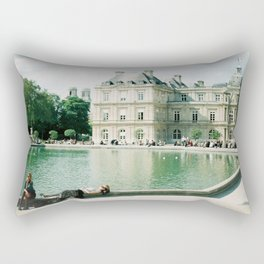 Summers Day Rectangular Pillow