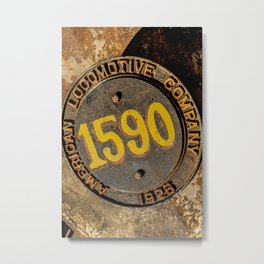 1590 Metal Print