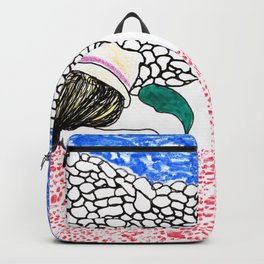 on vacation Backpack
