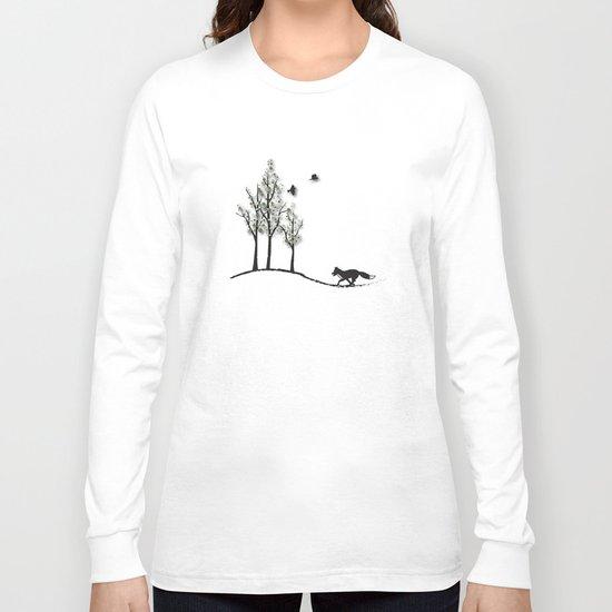 Fantasy Trees No. 2 Long Sleeve T-shirt