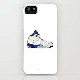 Jordan 5 - Laney White iPhone Case