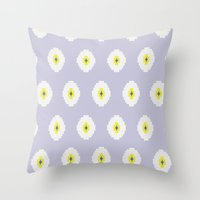 greece Throw Pillows featuring greece by Claire C