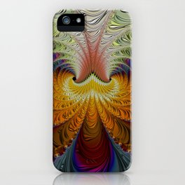 Unfurling Better Days iPhone Case