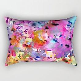 Sunshine Garden Rectangular Pillow