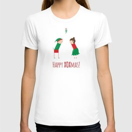 Happy XOXmas T-shirt
