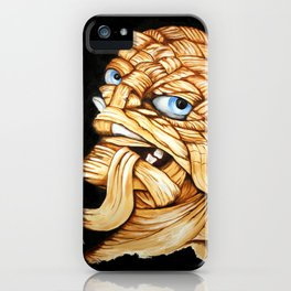 Lester Monster iPhone Case
