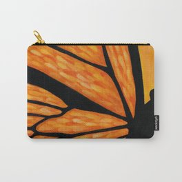 Botanicals & Beauty - Butterfly Carry-All Pouch