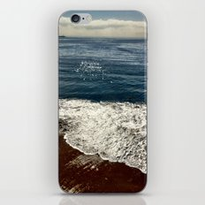 Seaside.  iPhone & iPod Skin