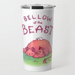 Sleeping Beast Travel Mug