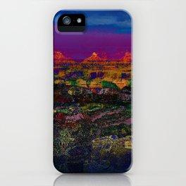 Spectacular Canyon iPhone Case