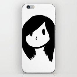 Emotionless iPhone Skin