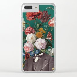 This one goes out to the one I love (4) Clear iPhone Case