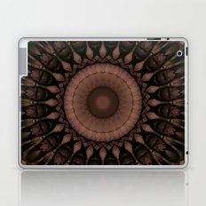 Mandal in dark and light colors Laptop & iPad Skin