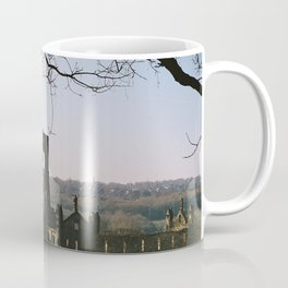 Kirkstall Abbey from the hill... Coffee Mug