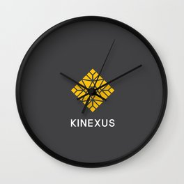 Kinexus Wall Clock