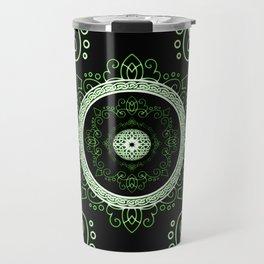 Celtic Spirit Mandala Travel Mug