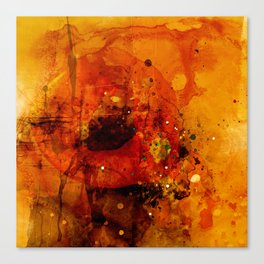 Italian intermezzo Canvas Print