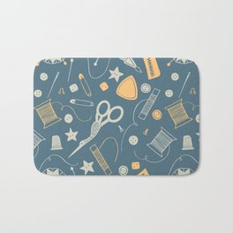 For sewing lovers Bath Mat