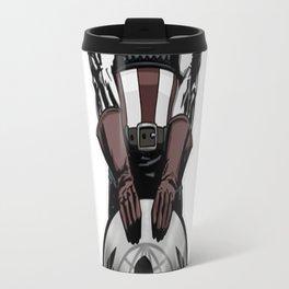 Captain fsociety Travel Mug