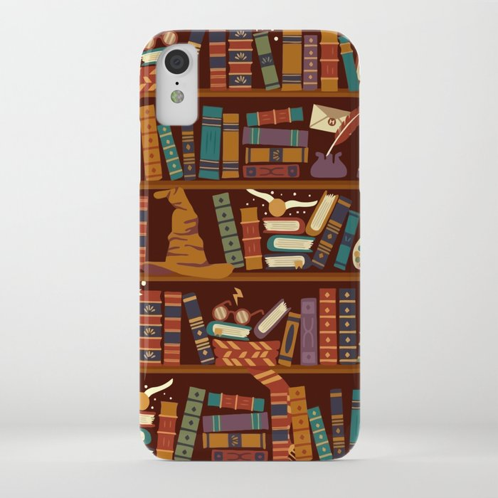 hogwarts things iphone case