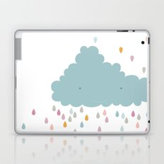 happy cloud Laptop & iPad Skin
