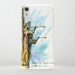 The Angels at Bass Hall iPhone Case