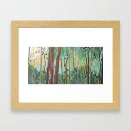 More Joy Framed Art Print