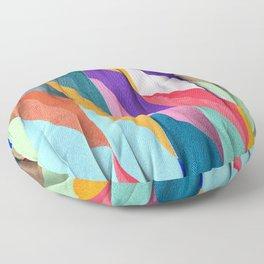 Timeless Texture Floor Pillow