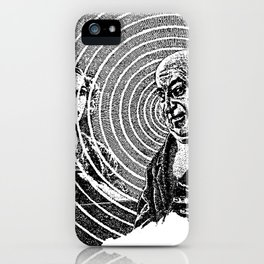 The Thing on the Floor iPhone Case