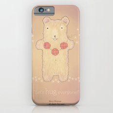 Christmas creatures- The Loving Bear Slim Case iPhone 6s