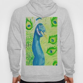 Peacock Hoody
