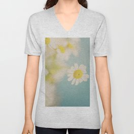 unaffected air ... Unisex V-Neck