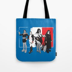 French Kissers Tote Bag