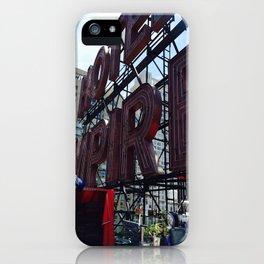 Empire Hotel  iPhone Case