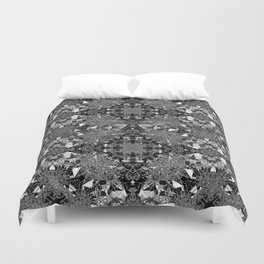 The Caverns Of Memory Duvet Cover