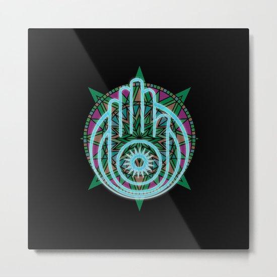 World Religions -- Jainism Metal Print