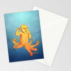 Travis (Octo-baby) Stationery Cards