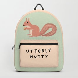Utterly Nutty Backpack