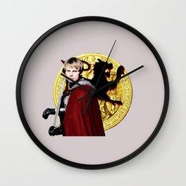 Pendragon Wall Clock