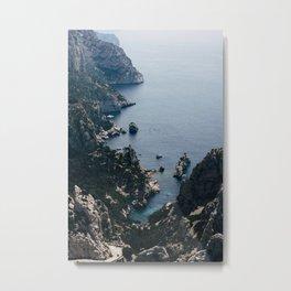 Calanque's Metal Print