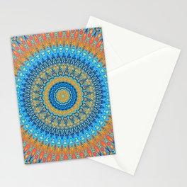 Mandala 193 Stationery Cards