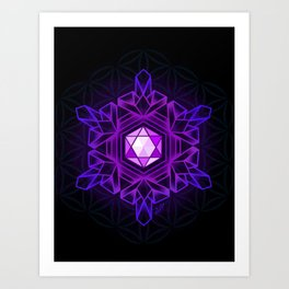 Protection Art Print