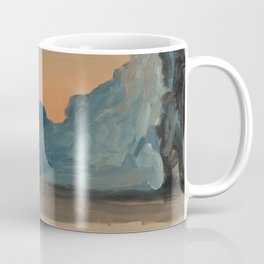 Icebergs at Midnight by Frederic Edwin Church, 1859 Coffee Mug