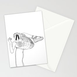 inward, every time. Stationery Cards