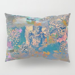 BUDDHA IN THE MISTS OF TIME Pillow Sham