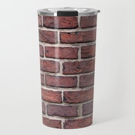 Dark Brick Travel Mug