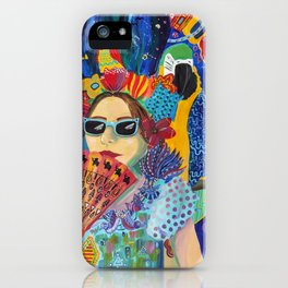 A Guarded Heart iPhone Case