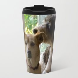 Dogs Are Chillin' Travel Mug