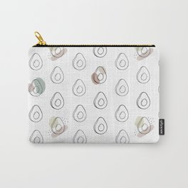 avocado obsession Carry-All Pouch