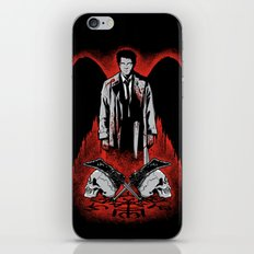 He Who Would Be King iPhone & iPod Skin